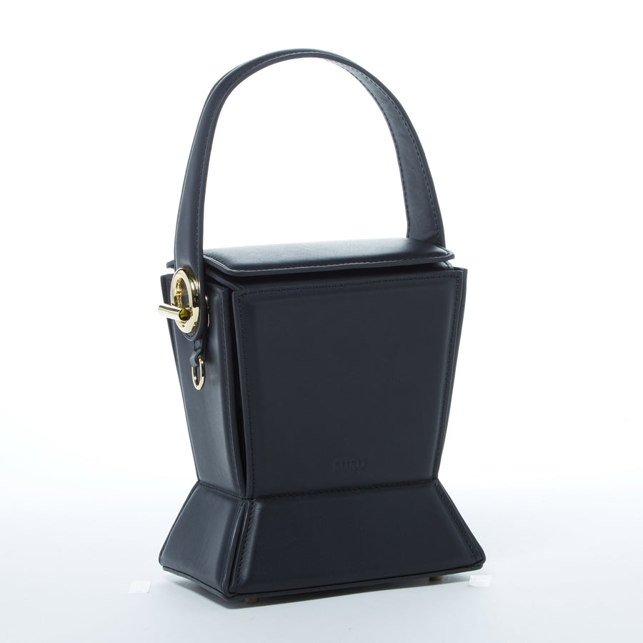 black bucket purse | SUSU handbags