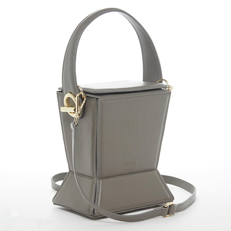 Designer bucket bag | SUSU Handbags