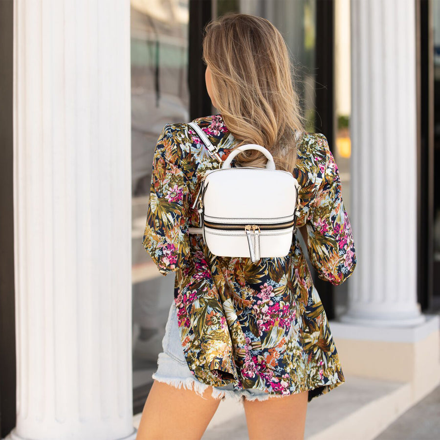 Designer Fashion Backpack