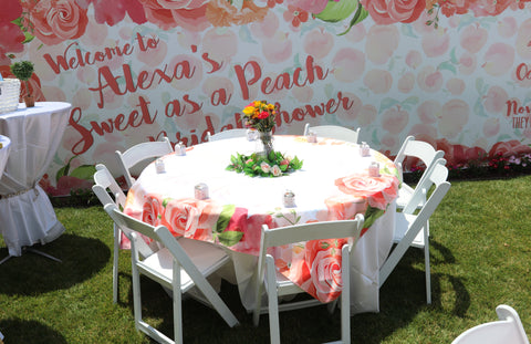 Sweet as a Peach Bridal Shower