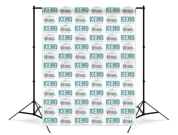 Party THemes Backdrops