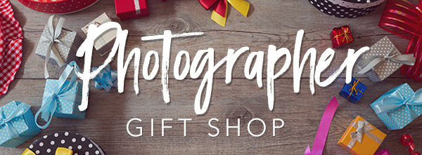 photographer gift shop