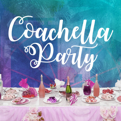 Party THemes Coachella