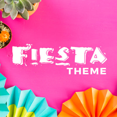 Party THemes Fiesta