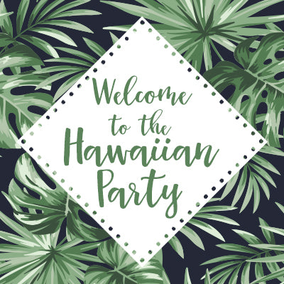 Party Themes Hawaiian