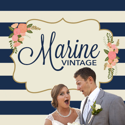 Party Themes Marine Vintage