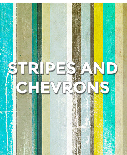 stripes and chevrons