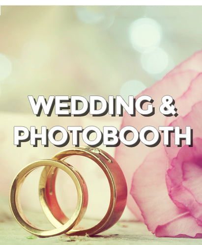 weddings and photobooth