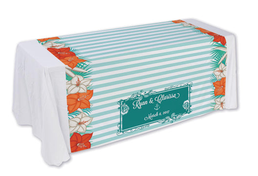 custom table toppers event tablecloths backdrop outlet