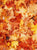 Printed Fall Leaves, Autumn Photography Backdrop - 15077