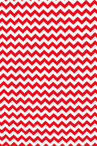 AB854 Poly Pattern Red 5x9 Chevron Background - Backdrop Outlet