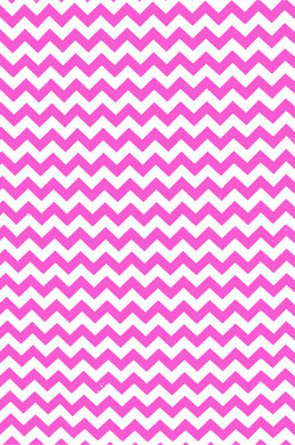 AB861 Poly Pattern Fuchsia 5x9 Chevron Background - Backdrop Outlet