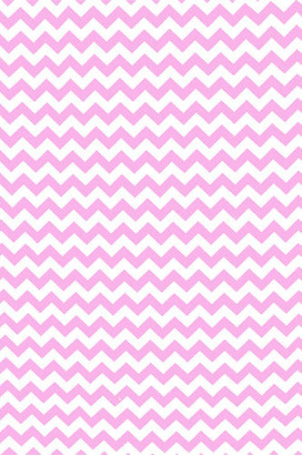 AB862 Poly Pattern Pink 5x9 Chevron Background - Backdrop Outlet