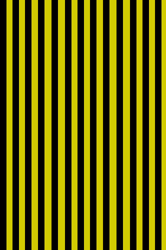AB888 5'x9' Poly Pattern Black And Yellow Stripes Backdrop - Backdrop Outlet