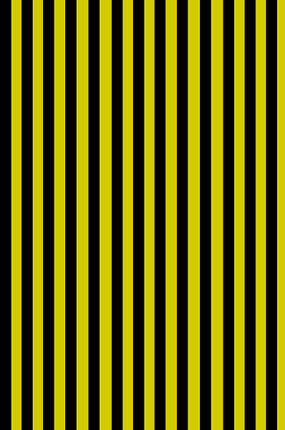 AB888 5'x9' Black And Yellow Stripes Backdrop - Backdrop Outlet