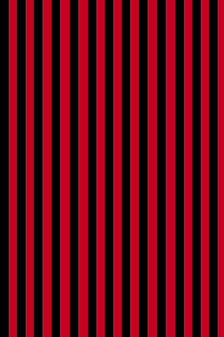 AB889 5'x9' Black and Red Stripes Backdrop - Backdrop Outlet