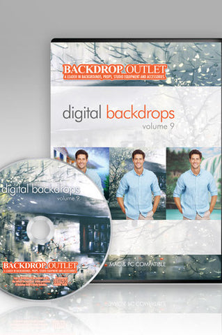 DSC109 Locations Digital Backdrops - Backdrop Outlet