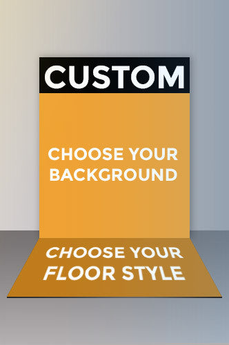 COMBO000 Create Your Own Background And Floor Combo Set - Backdrop Outlet