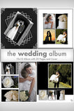 DSD260 Downloadable Wedding Album Template Collection - Backdrop Outlet