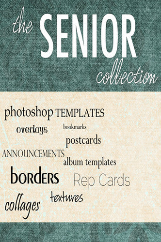 DSD290 Downloadable The Senior Collection - Backdrop Outlet - 1