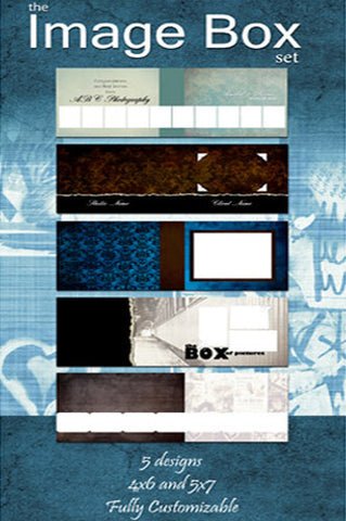 Downloadable The Image Box Set - DSD850 - Backdrop Outlet