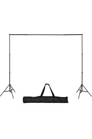 EX951 Adjustable Photography Backdrop Background Stand 10' X 6.5' - Backdrop Outlet