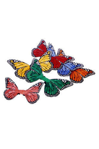 "GLBW2 Large 19""  Butterfly Wings – (Multiple Colors Available) - Backdrop Outlet"