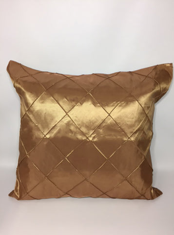 Gold Deco Cloth Posing Pillow Cover - PRP402 - Backdrop Outlet