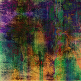 x090 Abstract Texture Rainbow Wall - Backdrop Outlet
