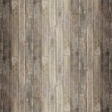 1069 Printed Harvest Brown Wood Floor Photo Backdrop - Backdrop Outlet