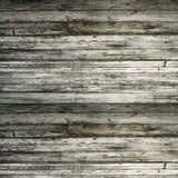 1092 Printed Gray Timber Wood  Floor Backdrop - Backdrop Outlet