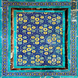 Printed Blue Tile Floor Backdrop - 1228 - Backdrop Outlet