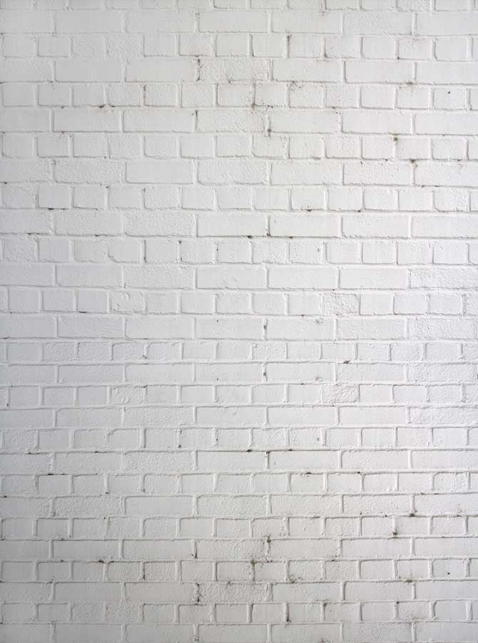 White Brick Wall Photography Backdrop 1522 Backdrop Outlet