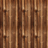 1668 Printed Rustic Wood Floor Wall Backdrop - Backdrop Outlet
