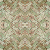 Green Rustic Wood Chevron Photography Backdrop - 2288 - Backdrop Outlet