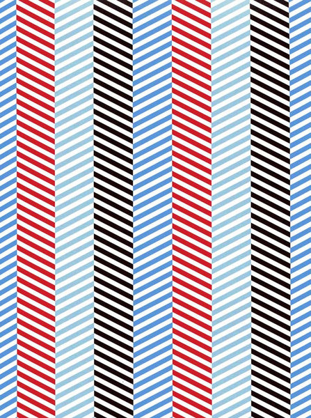 2363 Chevron Stripes Blue Backdrop - Backdrop Outlet
