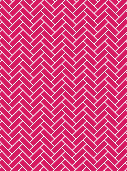 Chevron Pink Tile Wall backdrop - 2610 - Backdrop Outlet