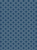 Moroccan Pattern Blue Backdrop - 2622 - Backdrop Outlet