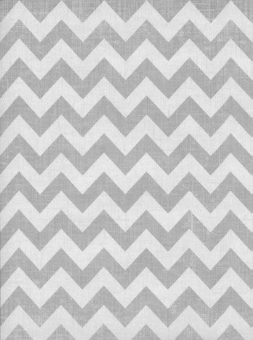 Printed Chevron Gray Backdrop - 3522 - Backdrop Outlet