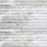 4131 White Weathered Wood Backdrop - Backdrop Outlet
