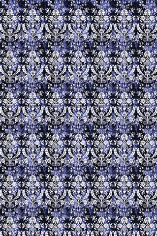 4636 Victorian Pattern Purple Backdrop - Backdrop Outlet
