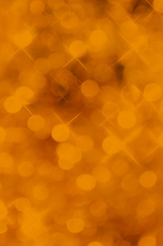 5000 Bokeh Dark Gold Background - Backdrop Outlet