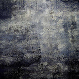Abstract Blue Concrete Printed Photography Backdrop - 530 - Backdrop Outlet