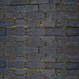 6072 Black Brick Backdrop - Backdrop Outlet