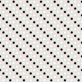 Black And Pastel Polka Dot On Grey Printed Backdrop - 6165 - Backdrop Outlet