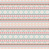 6188 Pastel Hearts And Triangles Printed Backdrop - Backdrop Outlet