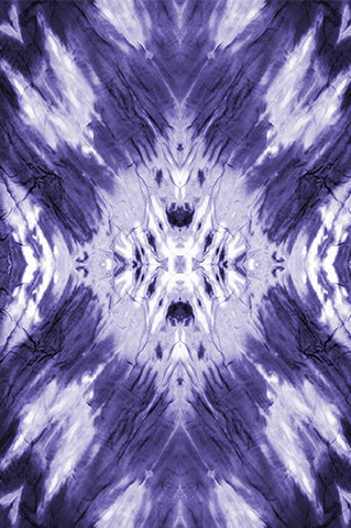 6233 Tie Dye Purple Wash Printed Backdrop - Backdrop Outlet