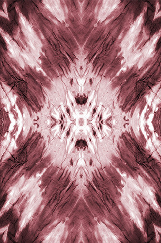 Tie Dye Red Maroon Wash Printed Background - 6234 - Backdrop Outlet