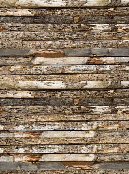 6750 Tree Wood Panels Backdrop - Backdrop Outlet