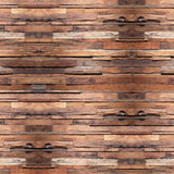 Printed Wood Cabin Floor Wall Panels Photography Background - 6752 - Backdrop Outlet
